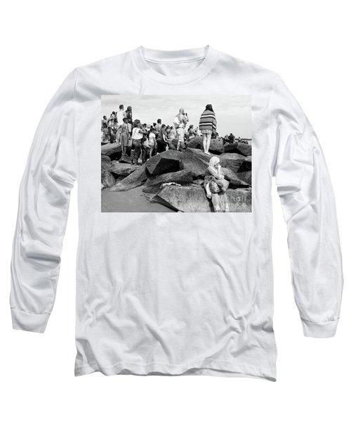 Coney Island, New York  #234972 Long Sleeve T-Shirt