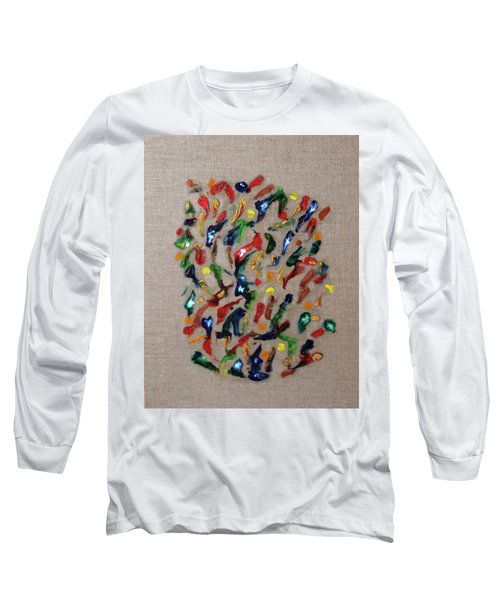Confetti Long Sleeve T-Shirt