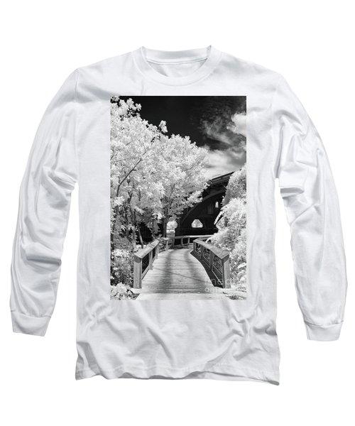 Congaree River Boardwalk Long Sleeve T-Shirt