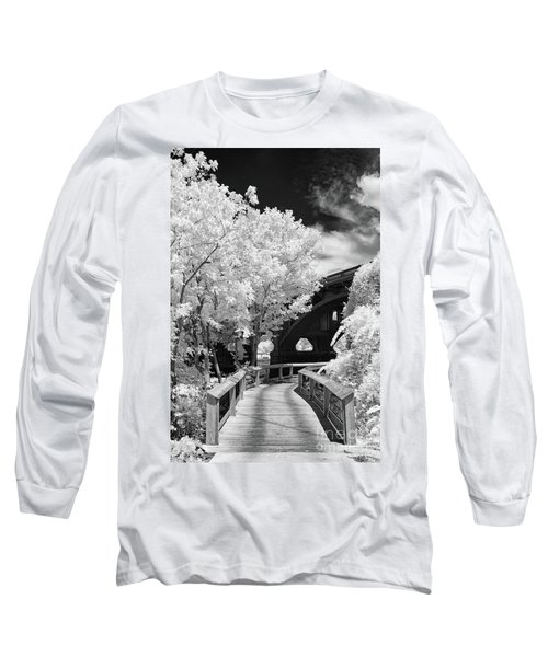 Congaree River Boardwalk Long Sleeve T-Shirt