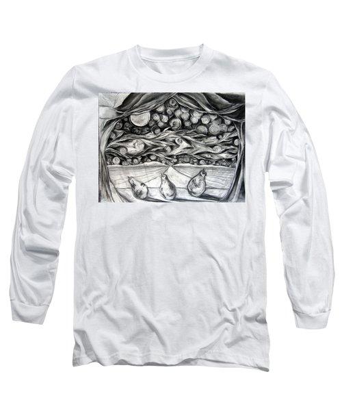 Consequence Beyond The Horizon - Study Long Sleeve T-Shirt