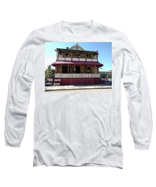 Construct Long Sleeve T-Shirt