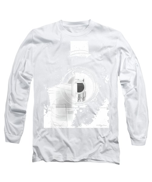 Construction No. 3 Long Sleeve T-Shirt