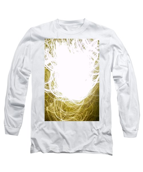 Contemporary Abstraction II Limited Edition 1 Of 1 Long Sleeve T-Shirt