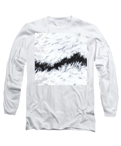 Contemporary Landscape 1of2 Long Sleeve T-Shirt