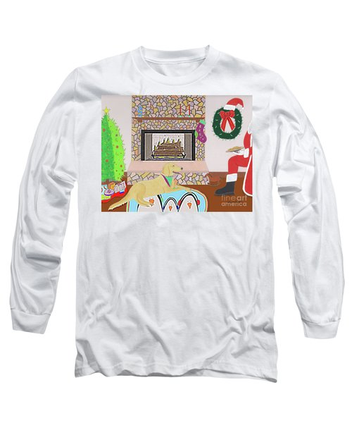 Cookies For Banjo Long Sleeve T-Shirt
