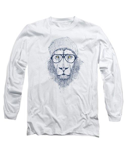 Cool Lion Long Sleeve T-Shirt
