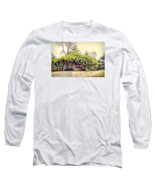 Cop Cot - Central Park Long Sleeve T-Shirt