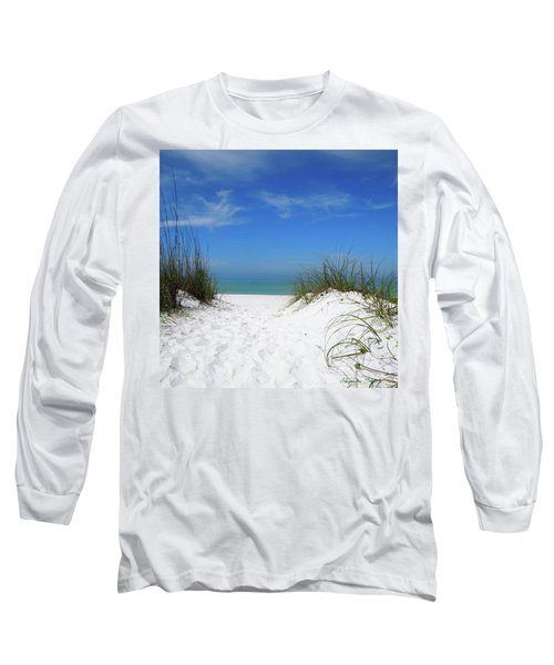 Coquina Dunes Long Sleeve T-Shirt