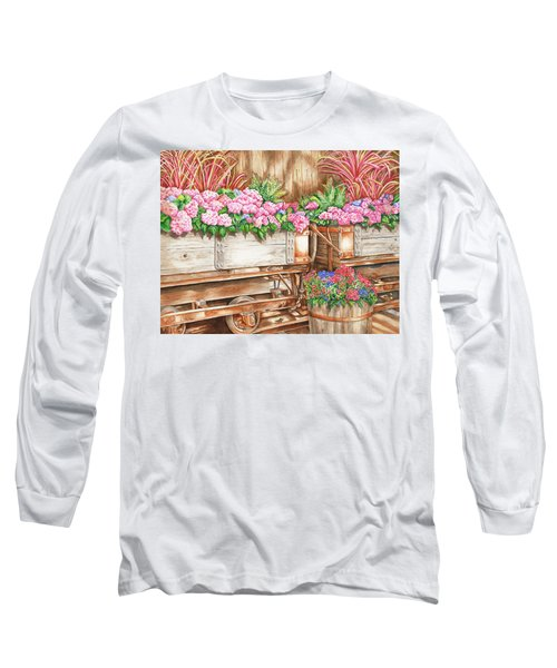 Cordelia's Train Long Sleeve T-Shirt