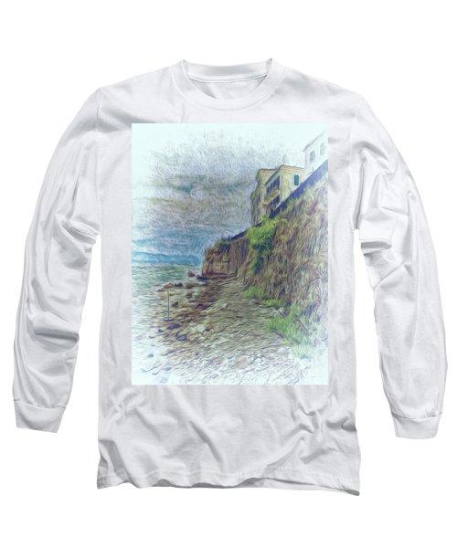 Corfu 33 - Corfu Rocks Long Sleeve T-Shirt