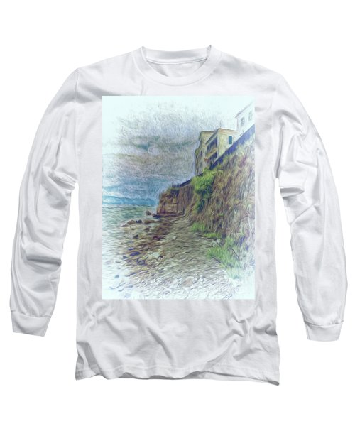 Corfu 33 - Corfu Rocks Long Sleeve T-Shirt