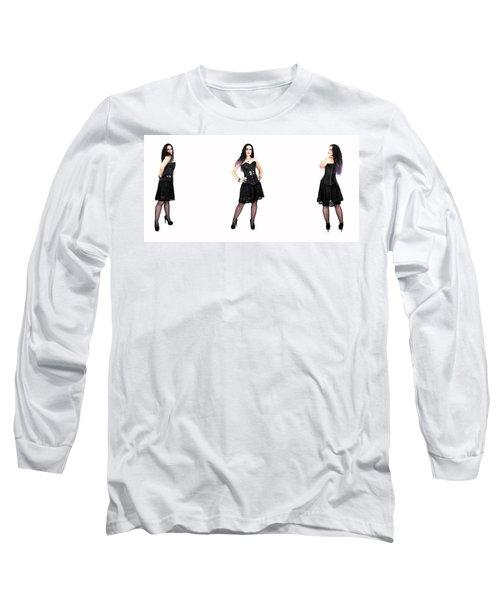 Corinne 4 Long Sleeve T-Shirt