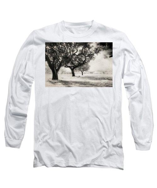 Cork Trees Long Sleeve T-Shirt