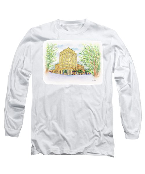 Corner Grandeur Long Sleeve T-Shirt