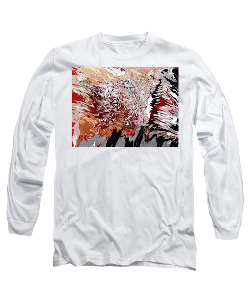 Corporate Long Sleeve T-Shirt by Ralph White