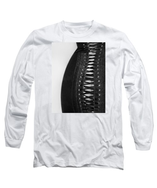 Long Sleeve T-Shirt featuring the photograph Corset #20080 by Andrey  Godyaykin