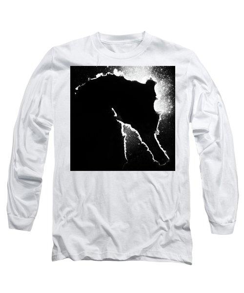 Cortez Seahorse Long Sleeve T-Shirt