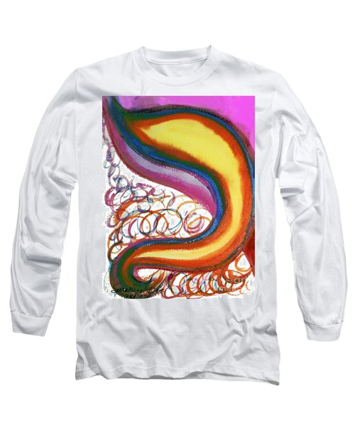 Cosmic Caf Long Sleeve T-Shirt