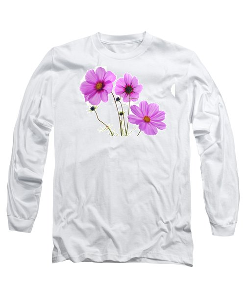 Cosmos Trio Long Sleeve T-Shirt