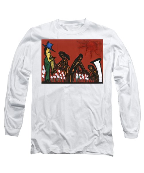 Cotton Pickers Long Sleeve T-Shirt