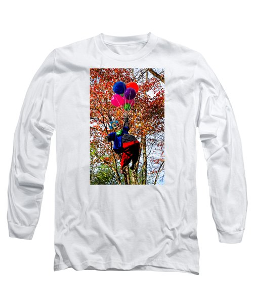 Coulrophobia Long Sleeve T-Shirt