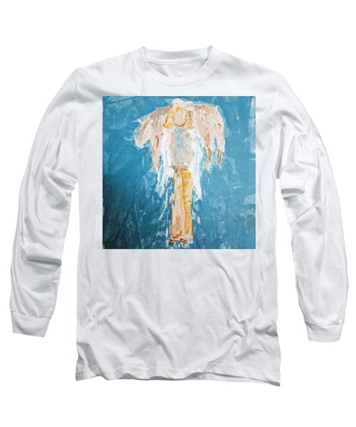 Country Angel Long Sleeve T-Shirt