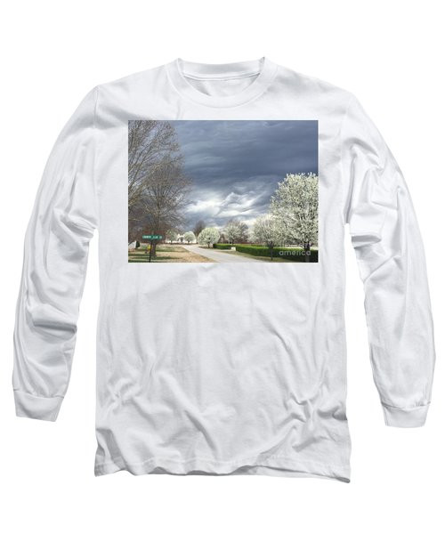 Country Club Circle Long Sleeve T-Shirt