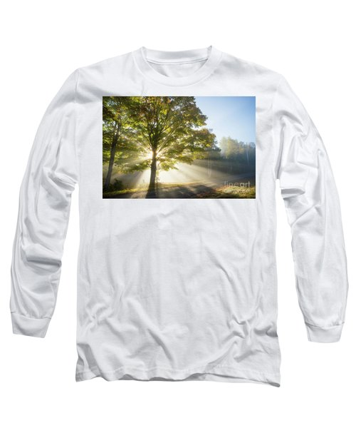 Country Road Long Sleeve T-Shirt by Alana Ranney