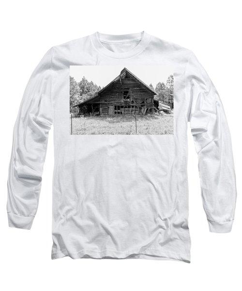 Country Treasure Bw Long Sleeve T-Shirt