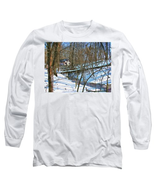 County Field House Long Sleeve T-Shirt