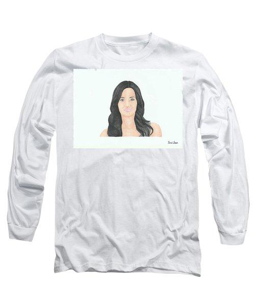 Courtney Cox Long Sleeve T-Shirt