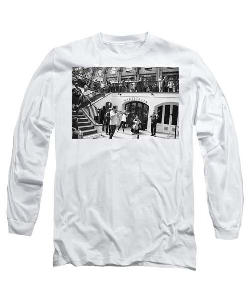 Covent Garden Music Long Sleeve T-Shirt