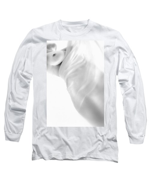Covering The Body Long Sleeve T-Shirt by Evgeniy Lankin