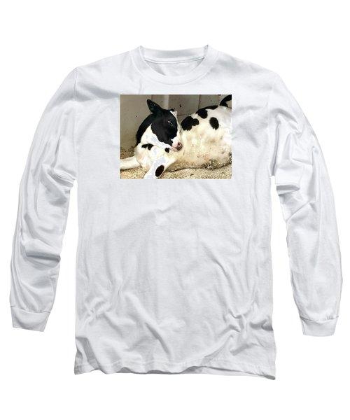 Cow Cutie Long Sleeve T-Shirt