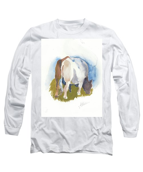 Cow I Long Sleeve T-Shirt