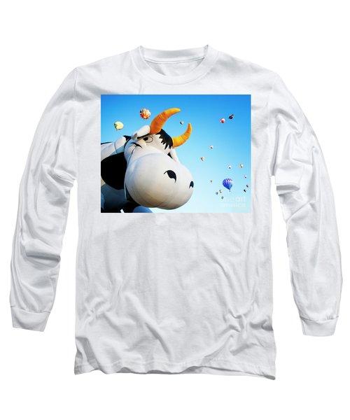 Cowabunga Long Sleeve T-Shirt