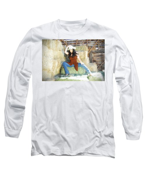 Cowgirl Long Sleeve T-Shirt