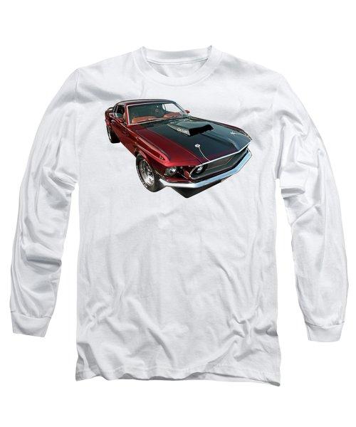 Coz I Can  Long Sleeve T-Shirt by Gill Billington