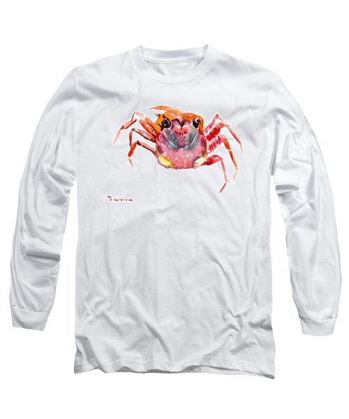 Crab Long Sleeve T-Shirt