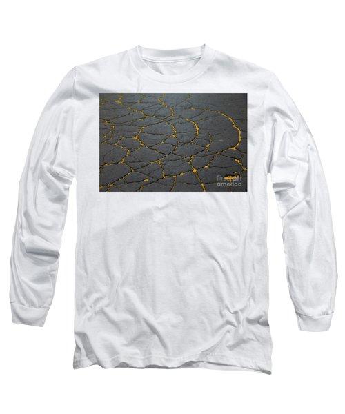 Cracked #11 Long Sleeve T-Shirt