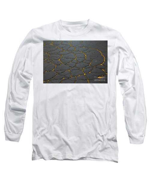 Cracked #11 Long Sleeve T-Shirt