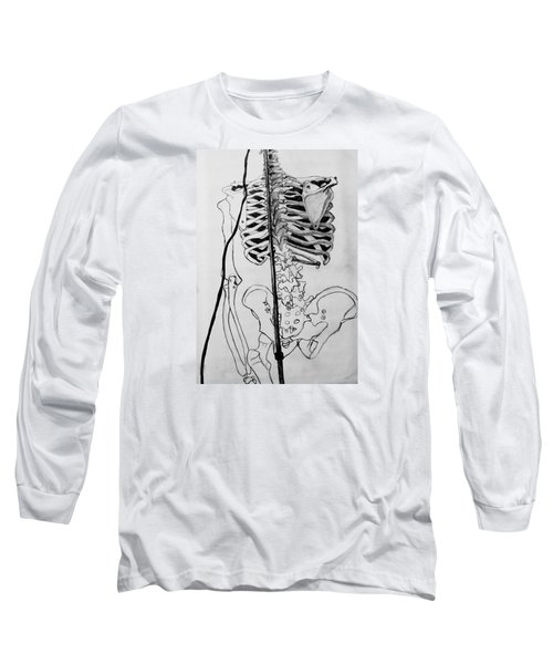 Crackling Bones Long Sleeve T-Shirt