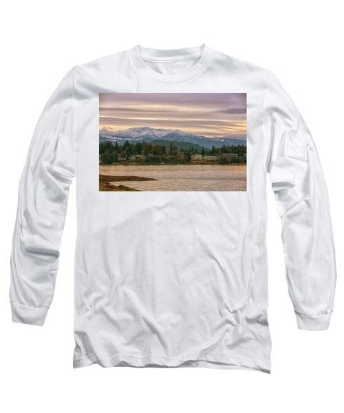Long Sleeve T-Shirt featuring the photograph Craig Bay by Randy Hall