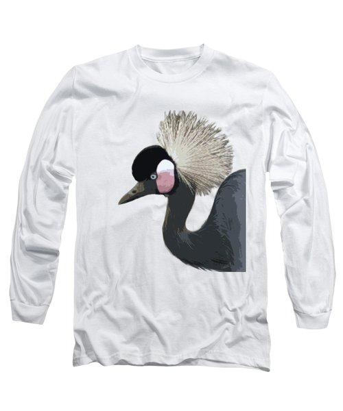 Crane Long Sleeve T-Shirt