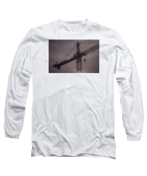 Crane Long Sleeve T-Shirt