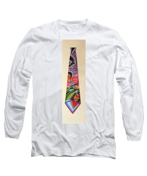 Crash Landing Long Sleeve T-Shirt