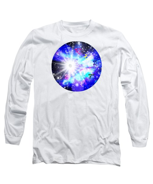 Create Long Sleeve T-Shirt by Leanne Seymour