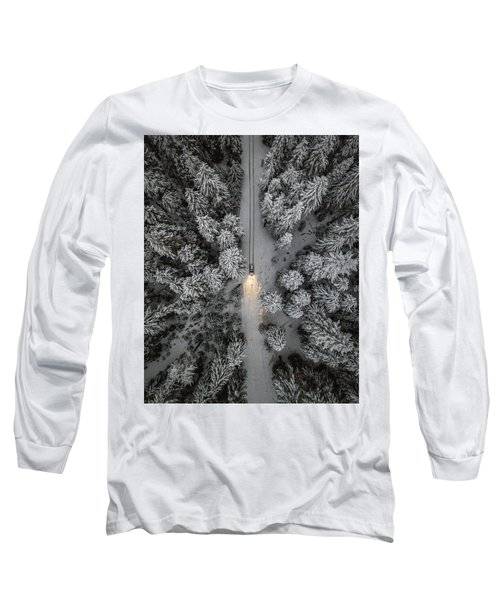 Create Your Own Path  Long Sleeve T-Shirt