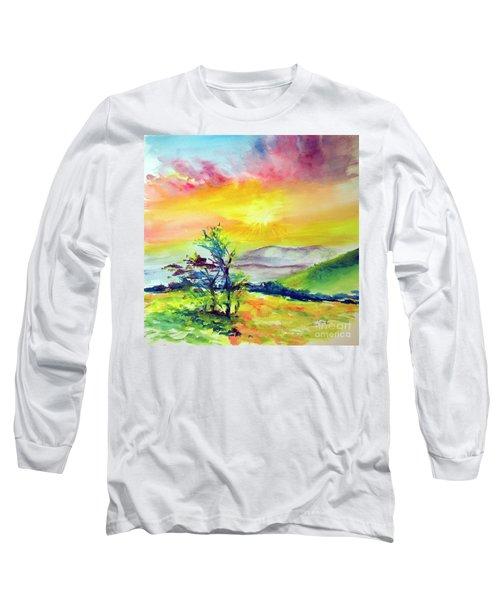 Creation Sings Long Sleeve T-Shirt